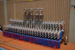 Viel zu gewinnen, Offene Deutsche Meisterschaften 2014 (WFMC/WKC)