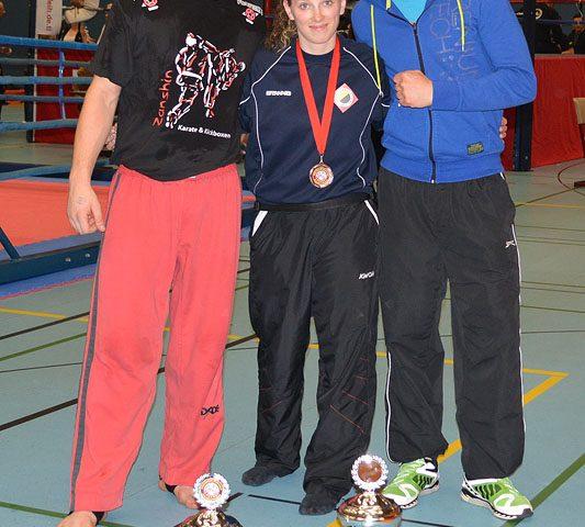 Johannes Schmitz, Stefanie Opola, Tobias Werth, Offene Deutsche Meisterschaften 2014 (WFMC/WKC)