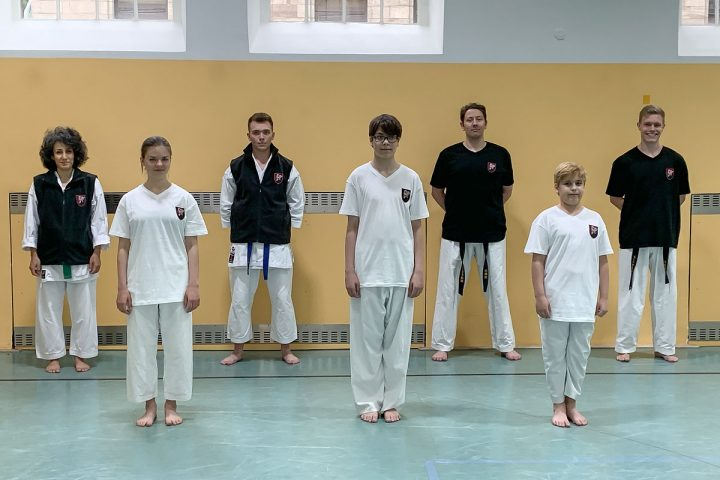 Zanshin Sportkleidung 2020 - Karateverein Zanshin Göttingen