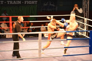 Johannes Schmitz, Beast Fight Night 2014