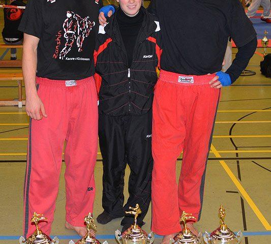 Johannes Schmitz, Stefanie Opola, Jann-Philip Ahlers, EURO-Cup 2013