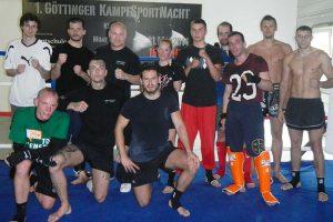 Sparringstreffen am 22.06.2014 in Göttingen