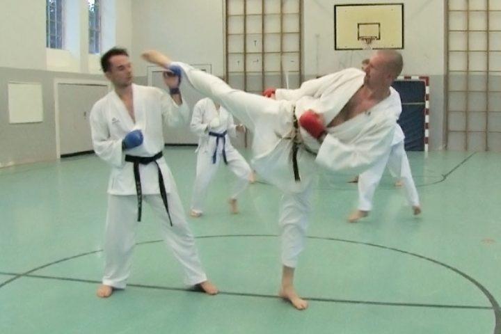 Steve Mosmondor, Kumite Training