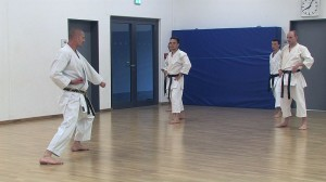 Video: Kihon- und Kata-Training mit Steve Mosmondor