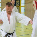 Zanshin Sommerlehrgang 2017 mit Andreas Buhl, Sven Grote, Christoph Reinecke - Selbstverteidigung und Kumite