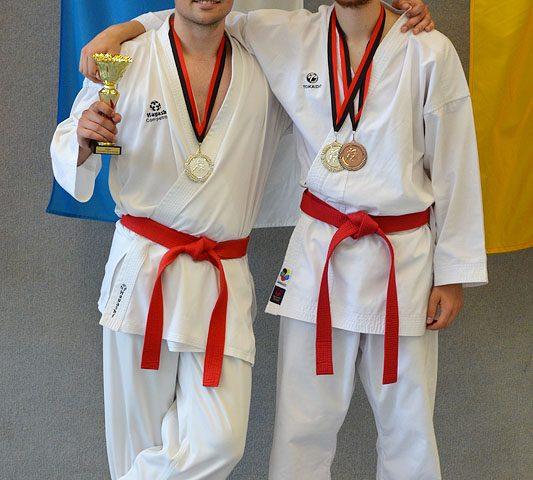 Jannik Warmbold und Malte Friedrich erfolgreich bei den Eichsfeld Open 2014