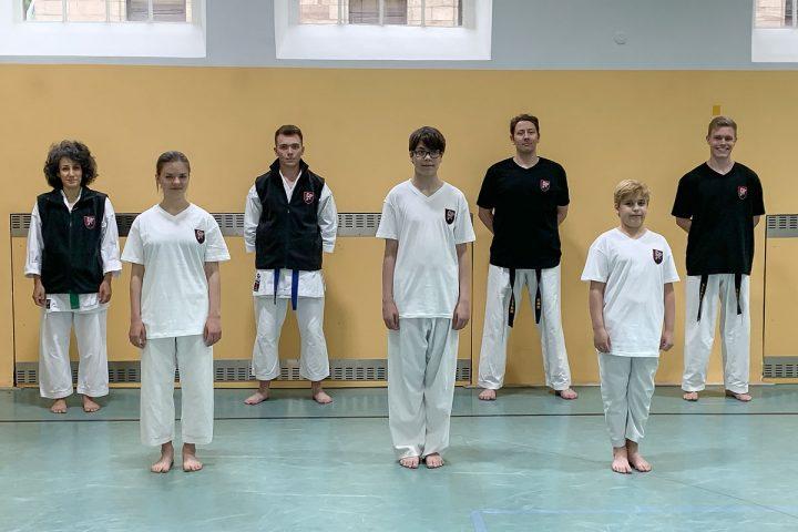 Zanshin Sportkleidung 2020 - Karateverein Zanshin Göttingen