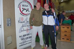 Timm Lohmann und Johannes Schmitz, Kickbox-Weltmeisterschaft 2012