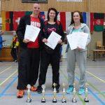 Johannes Schmitz. Laura Cordes, Stefanie Opola - Europameisterschaften WIASKA 2015