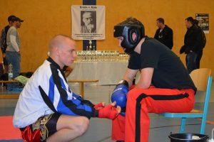 Johannes Schmitz coacht Marc Rothe, BB-Open 2013