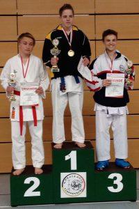 Christopher Steffen erkämpft sich 3. Platz bei der Niedersächsischen Landesmeisterschaft 2013