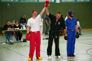 Johannes Schmitz bei den Deutschen Meisterschaften 2009