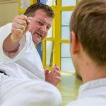 Sven Grote, 2. Dan Karate
