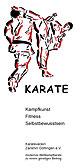 Flyer Karateverein Zanshin Göttingen e.V.